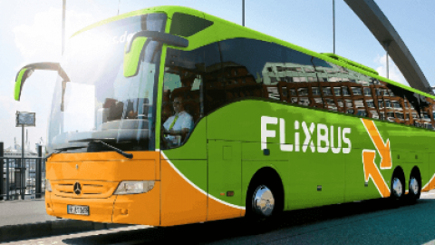 One of the main low-cost buses in Europe now in Lviv