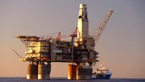 Russian Federation drilling platforms are stealing Ukrainian resources