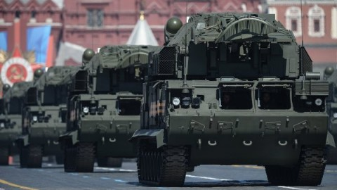 Russia deploys antiaircraft missile battalion to Donbass