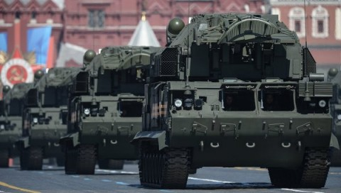 Russia deploys antiaircraft missile battalion to Donbas