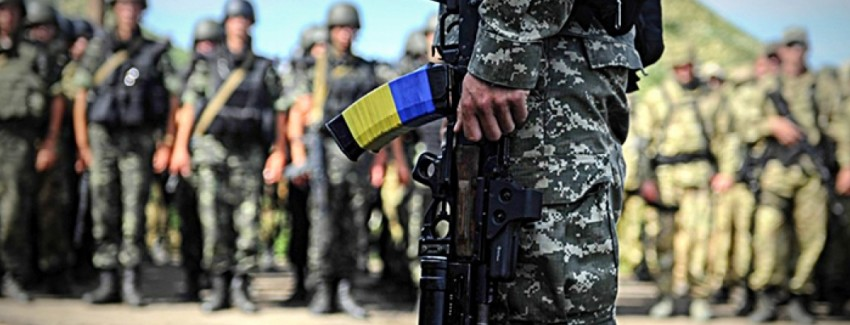 Ukrainian nation is set on keeping up armed resistance, while the political elite have decided to discontinue fighting the war The Ukrainian leadership maintains that the Minsk Accords are the only viable alternative for Ukraine Fighting the war is the single best response to the armed aggression from Russia
