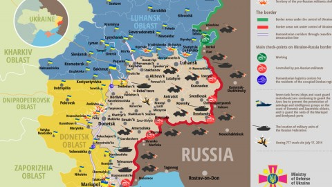Russia – Ukraine war updates: daily briefings as of July 2, 2017