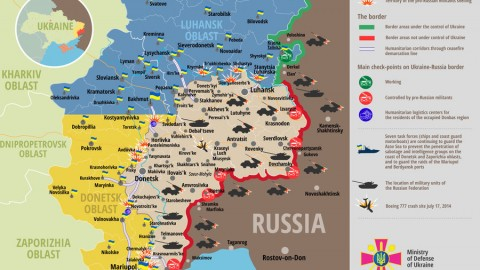 Russia – Ukraine war updates: daily briefings as of July 3, 2017