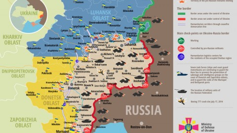 Russia – Ukraine war updates: daily briefings as of July 15, 2017