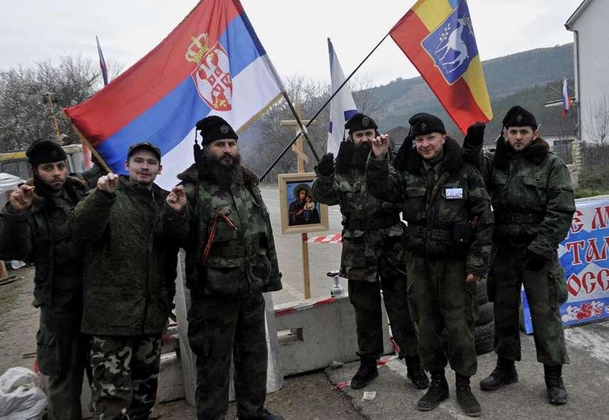 ukraine serbia diplomatic scandal