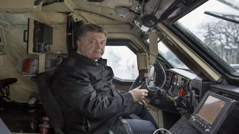How Poroshenko the Oligarch sells military equipment to Poroshenko the President