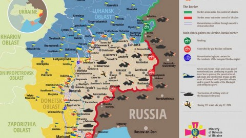 Russia – Ukraine war updates: daily briefings as of November 11, 2017
