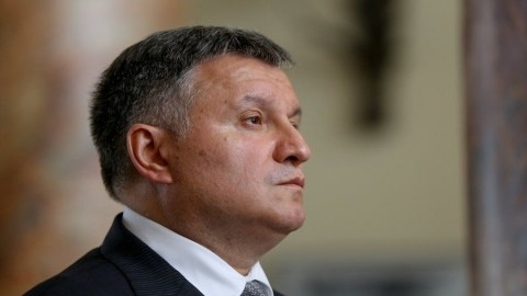Ukraine Minister of Internal Affairs's son property is under preliminary arrest