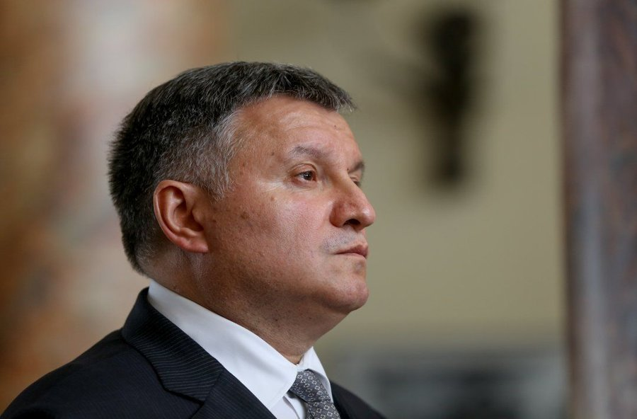 ukraine corruption ministry of internal affairs avakov oleksandr