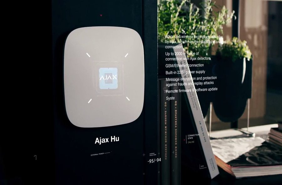 Ukrainian Start Up Ajax Systems Which Makes Security For Houses Becomes The Best System In World According To Ifsec International
