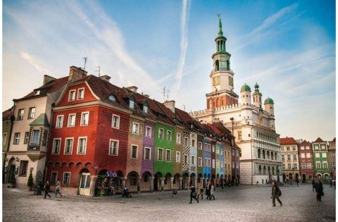 Polish city of Poznan made a Ukrainian version of its website