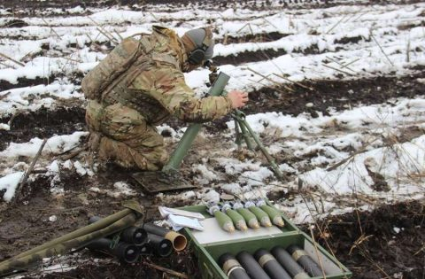 Russia – Ukraine war updates: daily briefings as of December 1, 2017