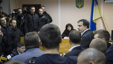 Repressions against the judge who freed Saakashvili has started