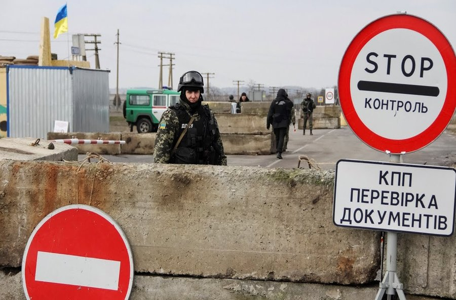 about 1.5 thousand of foreigners are banned from entering ukraine due to visiting the occupied crimea