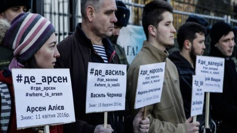 Russia holds over 60 political prisoners in the occupied Crimea