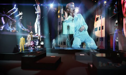 David Bowie is. Exhibition on Screen