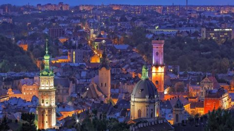 Tourists left more than 600 million euros in Lviv