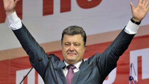 President of Ukraine has declared over a million from deposits in his own bank