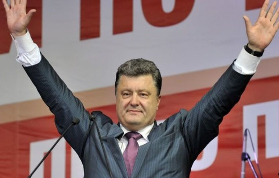 president of ukraine news business poroshenko