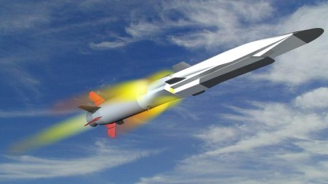 Hypersonic cruise missile is being developed in Ukraine