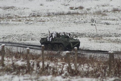 Russia – Ukraine war updates: daily briefings as of February 1, 2018