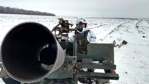 Russia – Ukraine war updates: daily briefings as of February 20, 2018