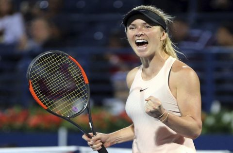 Svitolina wins the tournament in Dubai, defeating the Russian in the final
