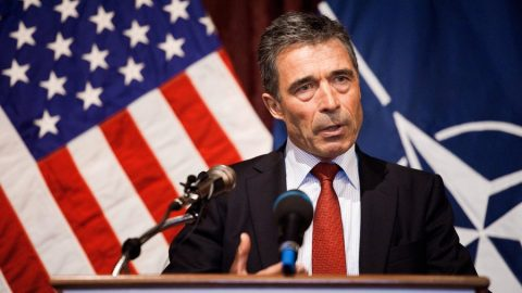 "Former NATO Secretary General becomes advisor to ""Russian"" bank"