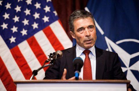 "Former NATO Secretary General becomes advisor to ""Russian"" bank"