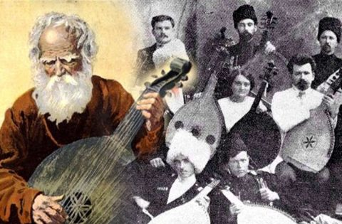 Heartbreaking pages of Ukraine's history: the last song of kobza