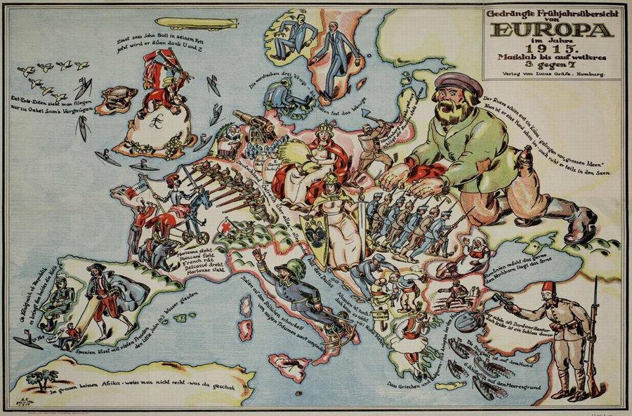 russia europe war