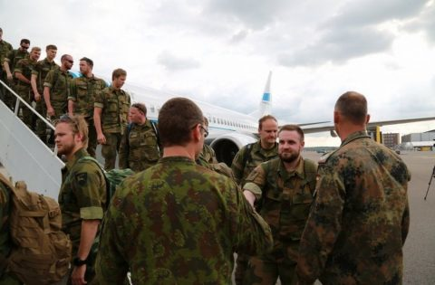 Lithuania sends new military instructors to Ukraine