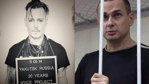 "Sentsov says in his letter he is losing health ""slowly but irrevocably"""