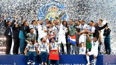 Champions League Final 2018 in Kyiv – a ticket to civilization tram