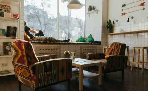 Ten places in Kyiv, where you can work comfortably