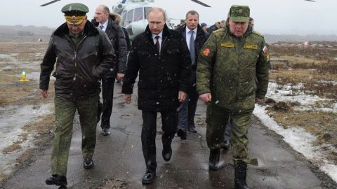 Putin has three options not to lose Ukraine