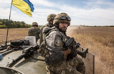 "Five stories of Ukrainian veterans in the documentary ""Voice of War"""