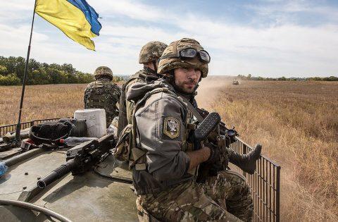 "Five stories of Ukrainian veterans in the documentary ""Voice of War"""