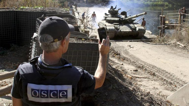 russia ukraine war osce mission spy affairs