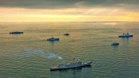 On Russia's aggression in the Sea of Azov