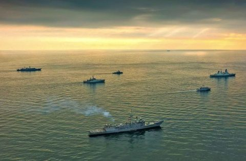 On Russia's aggression in the Sea of Azov