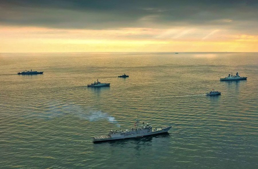 russia ukraine war sea of azov
