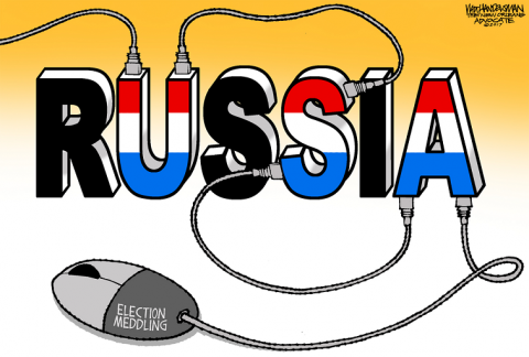 "The Kremlin operation ""Pro-Russian Ukraine"""