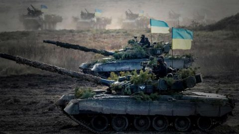 Russia – Ukraine: the case for the offensive
