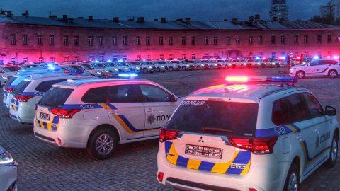 Ukraine patrol police IT vulnerability