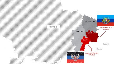 EMPR campaign to designate the Donetsk and Luhansk People's Republics as Terrorist Organizations