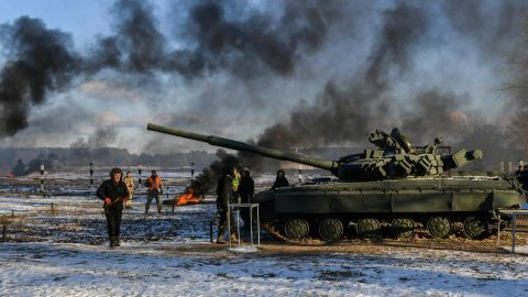 Russia – Ukraine war updates: daily briefings as of January 17, 2019