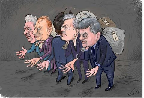 Ukraine elections 2019: candidates for the presidency
