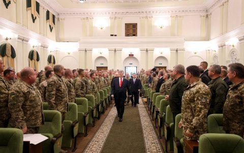 Money on blood: corruption in defense sector involves associates of Poroshenko