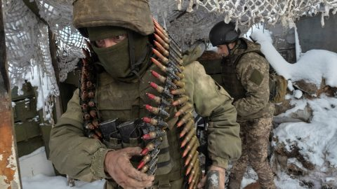 Russia – Ukraine war updates: daily briefings as of February 8, 2019